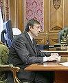 2008-07-09 Владимир Путин, Владимир Миловидов (1).jpg