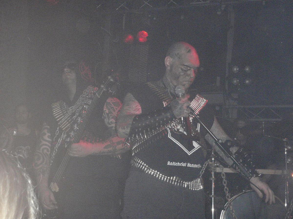blasphemy black metal le scribe du rock