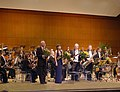 2010-03-06 Aufführung Dresdner Kulturpalast - Lischka + Saxophone Quartet.jpg