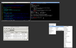 Basic Openbox X-Session