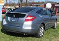 2010 Honda Accord Crosstour rear -- 11-22-2009.jpg