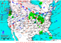 2012-03-12 Surface Weather Map NOAA.png