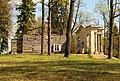 2012-05-09 Берёзовый домик и портал Маска. Гатчина (1).jpg