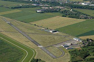 JadeWeser Airport - Image: 2012 05 28 Fotoflug Cuxhaven Wilhelmshaven DSC 3876