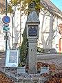 2012.11.14 - Neustadtl - Bildstock Marktstraße-Jakobstraße - 01.jpg
