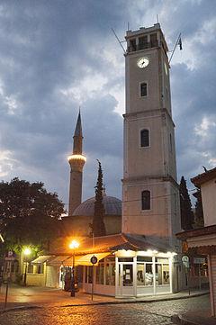 Πύργος του Ωρολογιού (Κομοτηνή) - Βικιπαίδεια