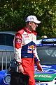 2012 10 05 Rallye France, Parc assistance Colmar, Jarmo Lehtinen.JPG