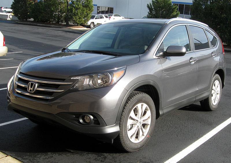 File:2012 Honda CR-V -- 12-22-2011.jpg - Wikimedia Commons