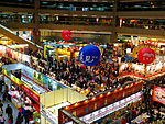 2013TIBE Day5 Hall1 Birdview 20130203c.JPG