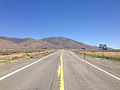 2014-07-06 13 34 19 View east near the east end of Nevada State Route 140 (Denio Road) at U.S. Route 95 in Humboldt County, Nevada.JPG