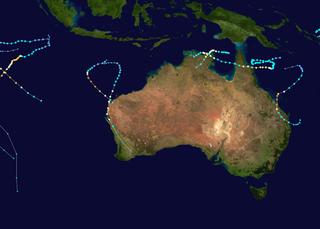 2014–15 Australian region cyclone season