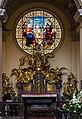 2014 Nysa, zespół kościóła św. Jakuba Starszego, nawa boczna 01.JPG