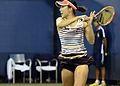 2014 US Open (Tennis) - Qualifying Rounds - Misa Eguchi (15059449735).jpg