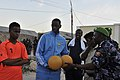 2015 03 04 AMISOM Police football players play with Dharkenley Team-8 (16715237912).jpg