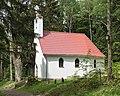 2015 Kościół Matki Bożej od Zagubionych w Karpnie 04.JPG