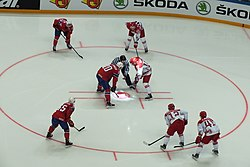 2016 IIHF WC Norway vs. Denmark (07.05.16) 22