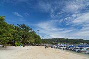 2016 Prowincja Krabi, Ko Phi Phi Don, Plaża Ton Sai (05).jpg