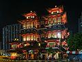 2016 Singapur, Chinatown, Świątynia i Muzeum Relikwi Zęba Buddy (02).jpg