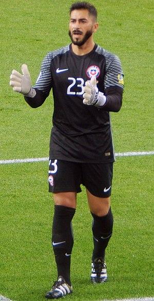 Johnny Herrera (footballer) - Herrera at the 2017 FIFA Confederations Cup