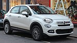 2017 Fiat 500X POP Star Multiair 1.4 Front.jpg