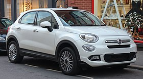 Image illustrative de l'article Fiat 500X