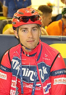 Yauheni Karaliok Belarusian cyclist