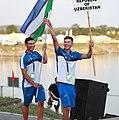 2018-08-07 World Rowing Junior Championships (Opening Ceremony) by Sandro Halank–144.jpg