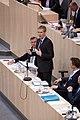 2018 Budgetrede Finanzminister Hartwig Löger (40229039734).jpg