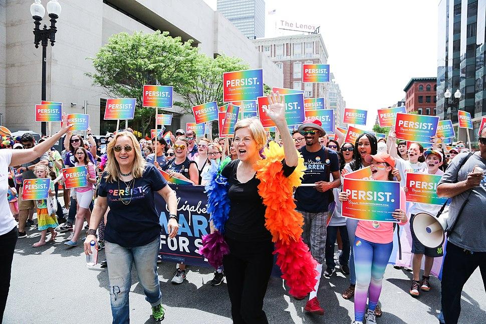 2018 Pride Parade - Boston, MA (29849106317)