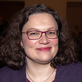 Andrea Nahles German politician
