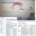 20200318 edition Adela Turin HGL GLAM wikiproject basque wikipedia.jpg