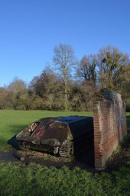 Buschmühle in Aachen
