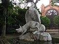 203 Font de la Cigonya i la Guineu, parc de la Ciutadella.JPG