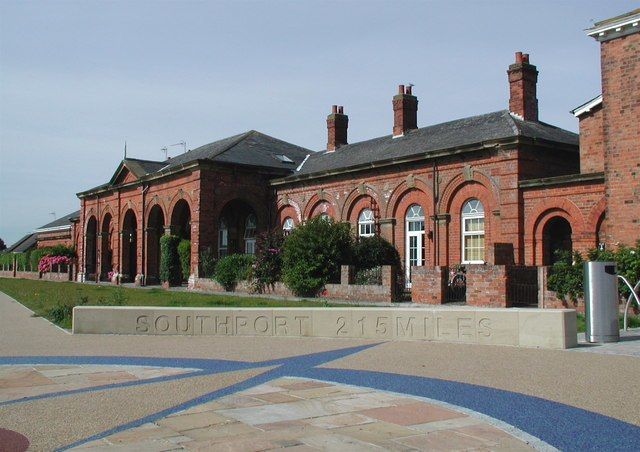 215 Miles from Southport - geograph.org.uk - 515415
