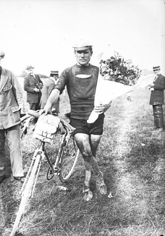 Alfons Spiessens - Image: 27 7 13 Tour de France Spiessens