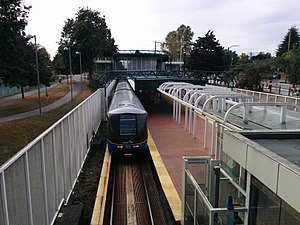 29th Avenue station - Image: 29th Avenue station