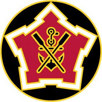 2nd Engineer Battalion (United States) - Image: 2 Eng Bn DUI