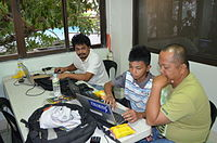 2nd Waray Wikipedia Edit-a-thon 20.JPG