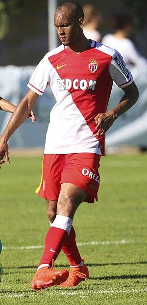 Fabinho (footballer, born 1993) - Fabinho playing for Monaco in 2016