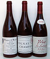 3 bottles Volnay Premier Cru-2011-11-03.jpg