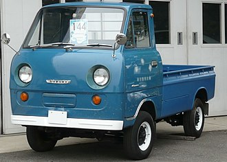 Suzuki Carry - 1966–1969 Suzuki Carry L30