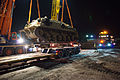 3rd Infantry Division tanks arrive in Latvia 150310-A-KG432-227.jpg
