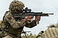 5 RIFLES Battlegroup deployed to Castlemartin Ranges in Pembrokeshire MOD 45166695.jpg