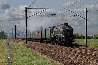 LNER Class A4 4464 <i>Bittern</i>