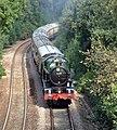 6024 climbs to Treverran Tunnel - geograph.org.uk - 749248.jpg