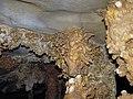 72 Helictites & columns (travertine) 2 (8324761613).jpg