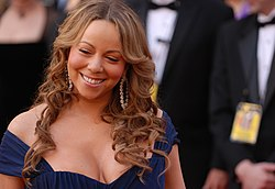 82nd Academy Awards, Mariah Carey - army mil-66460-2010-03-09-180308.jpg