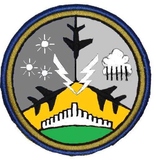 87 Fighter-Interceptor Sq emblem
