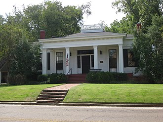 National Register of Historic Places listings in Clay County, Mississippi - Image: 940 E Broad St West Point MS