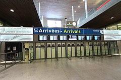Aéroport Paris-Charles-de-Gaulle terminal 2E le 19 avril 2017 - 2